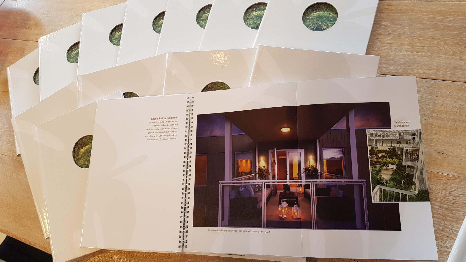 Nieuwe brochures!